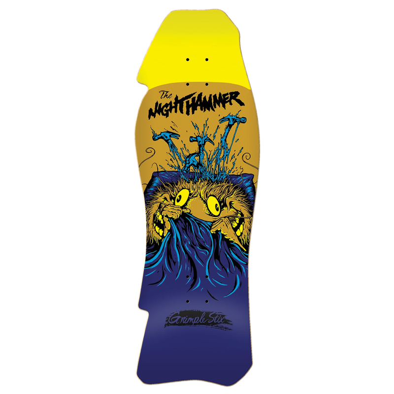 Antihero Grimple Stix Night Hammer - 10.4""