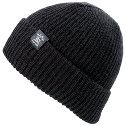 Hard Luck OG Logo Beanie - Black