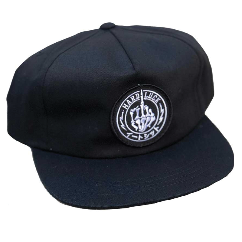 Hard Luck FU Hat - Black