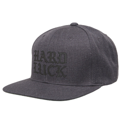 Hard Luck Old Hand Hat - Charcoal