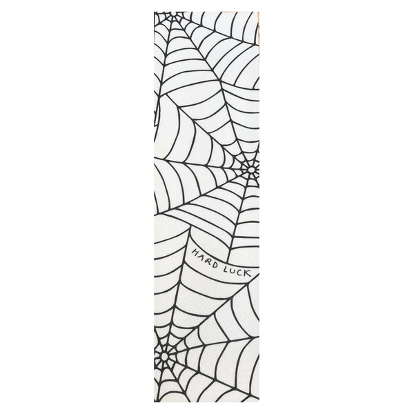 Hard Luck Reverse Web Grip Sheet - Clear/Black
