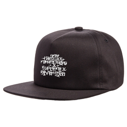 Hard Luck Supreme Seventies Hat - Black