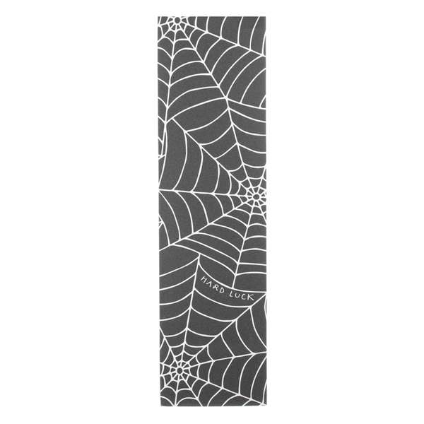 Hard Luck Web Grip Sheet - Black/Clear