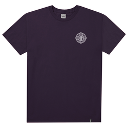 HUF Coordinates T-Shirt - Purple