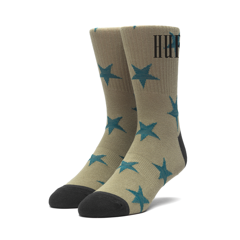 HUF Ziggy Sock - Dried Herb