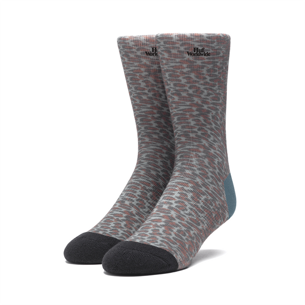 HUF Digital Panthera Sock - Dried Herb