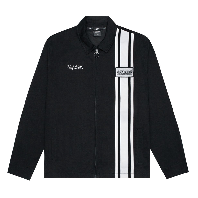 Huf x Spitfire Racing Jacket