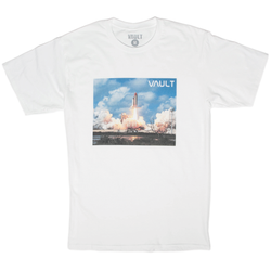 Ignition Tee - White