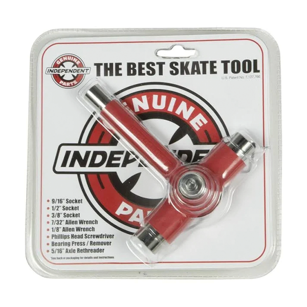 Independent Best Skate Tool - Red
