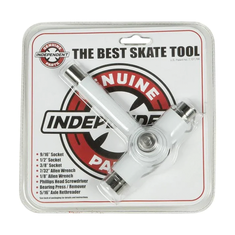 Independent Best Skate Tool - White