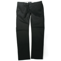 Kennedy Chinos Modern Slim - Black