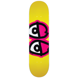 Krooked Team Eyes Skateboard Deck - 8.25""