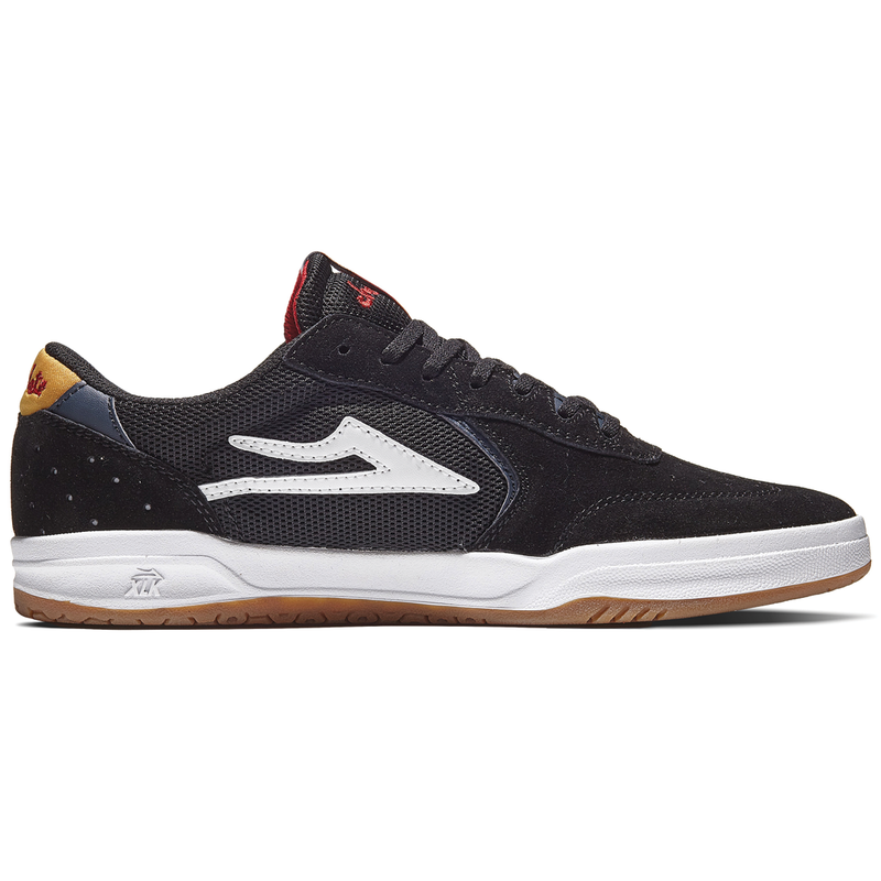 Lakai Atlantic - Black/Yellow