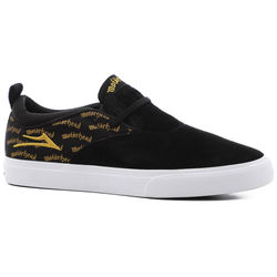 Lakai Riley 2 X Motorhead - Black/Gold