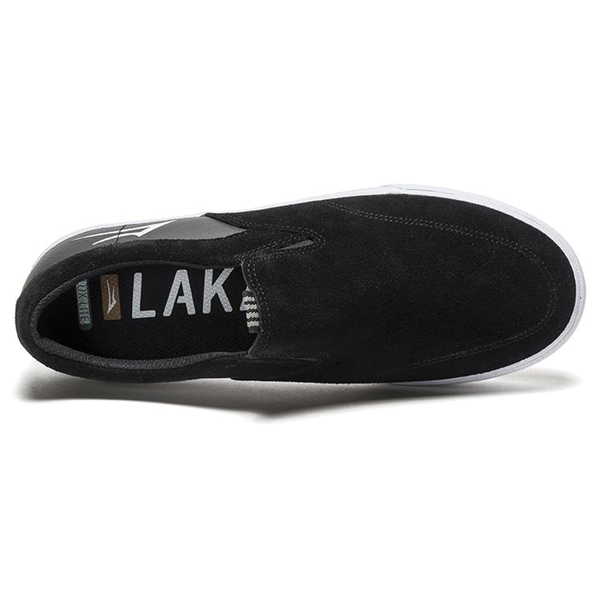 Lakai Owen Vulc Slip-On - Black
