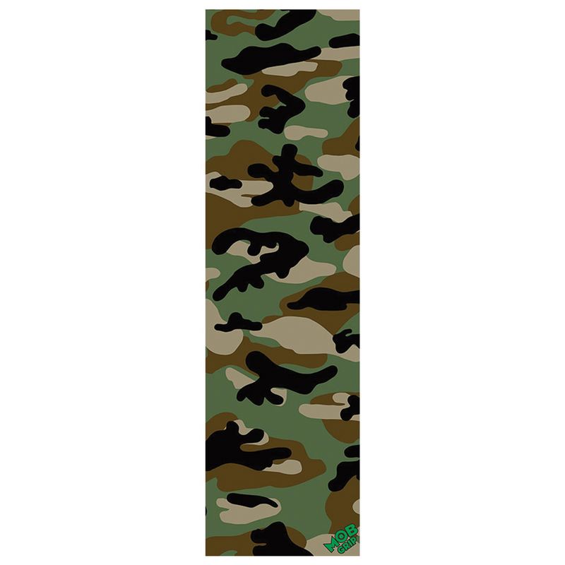 Mob Camo Grip Sheet - Green