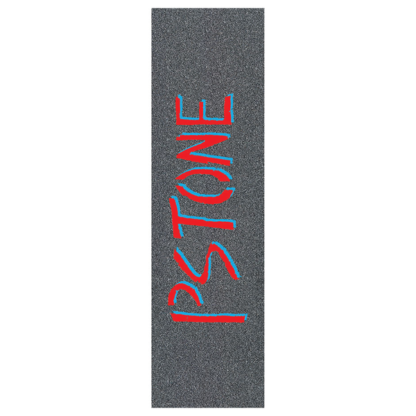 Mob P-Stone Grip Sheet - Red