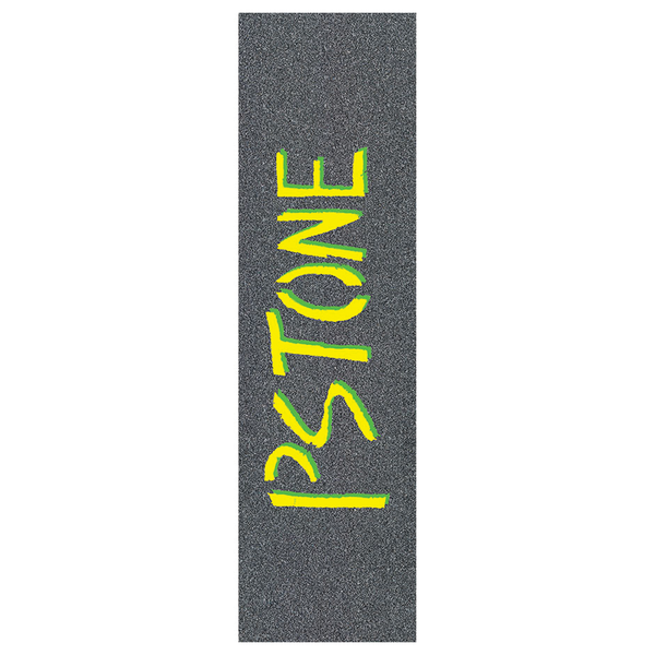 Mob P-Stone Grip Sheet - Yellow