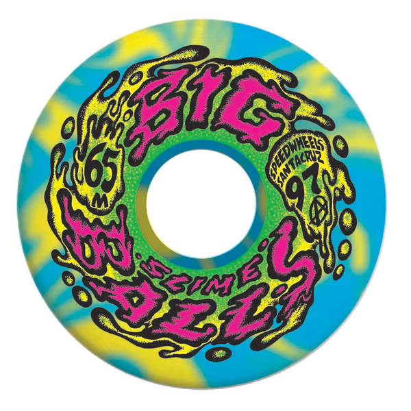 OJ Big Balls 97a - Blue/Yellow