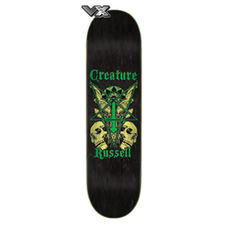 Creature Russel Coat of Arms VX Deck - 8.6""