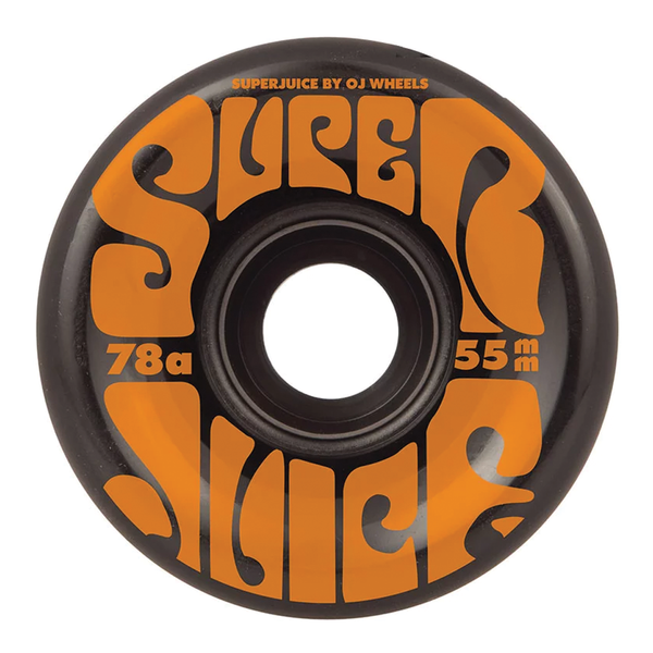 OJ Super Juice 60mm - Black