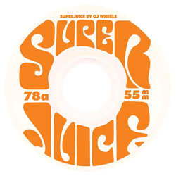 OJ Super Juice 60mm - White