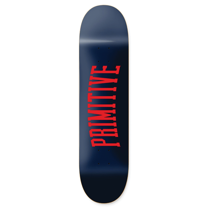 Primitive Collegiate Deck - 7.5""