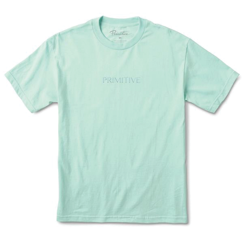 Primitive Atmosphere Tee - Mint