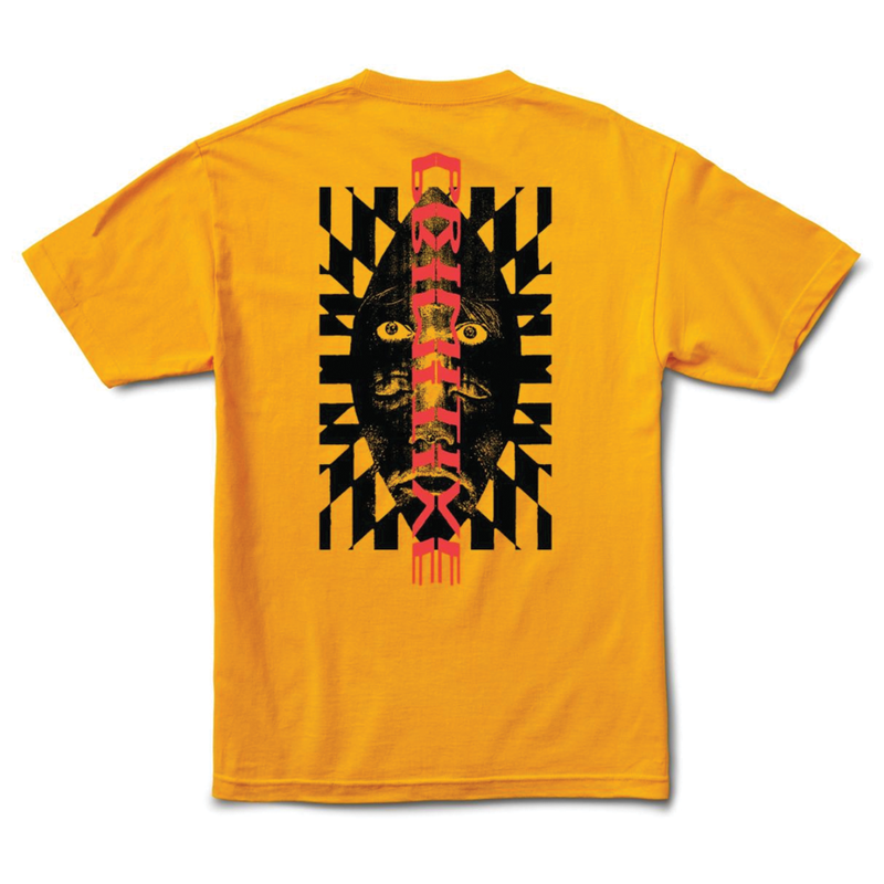 Primitve Check Out Tee - Yellow