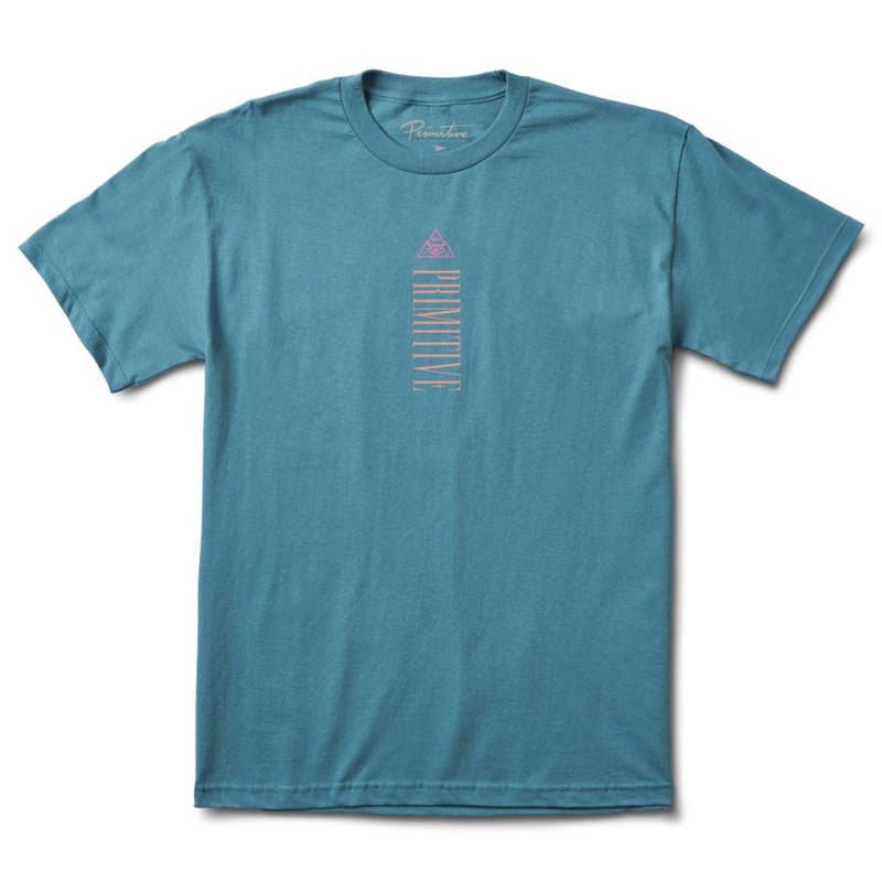 Primitive Equator Tee - Blue