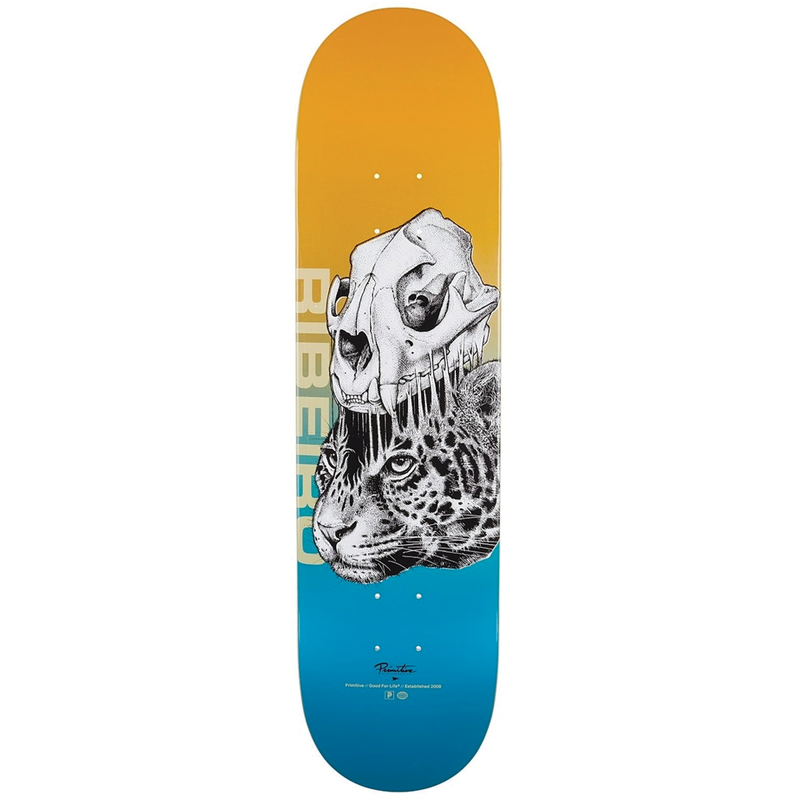 Primitive Ribeiro Jungle Deck - 8.5""