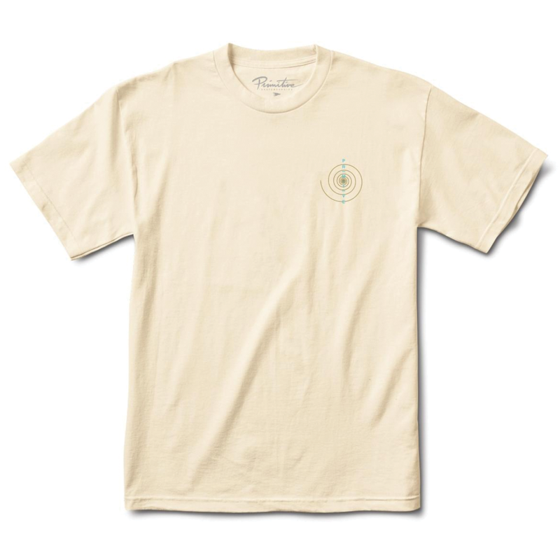 Primitive Spirit Plain Tee - Tan