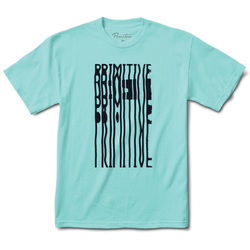 Primitive Streak Tee - Blue