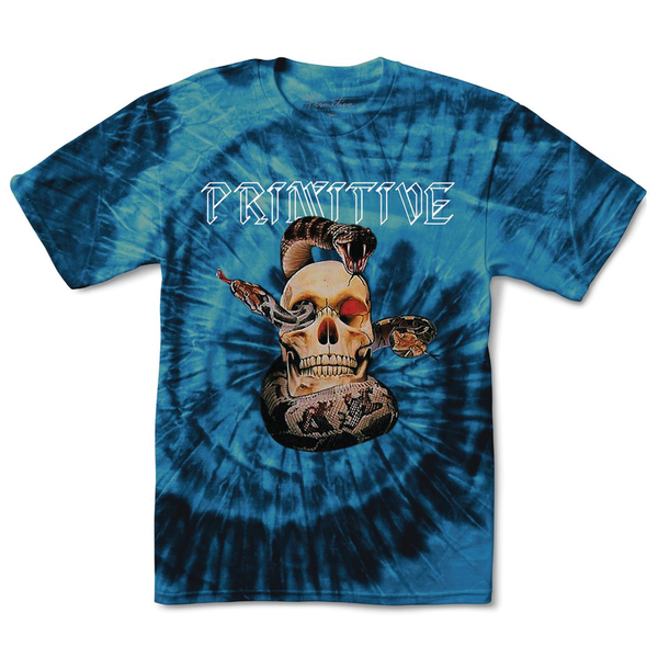 Primitive World Tour Tee - Tie Dye