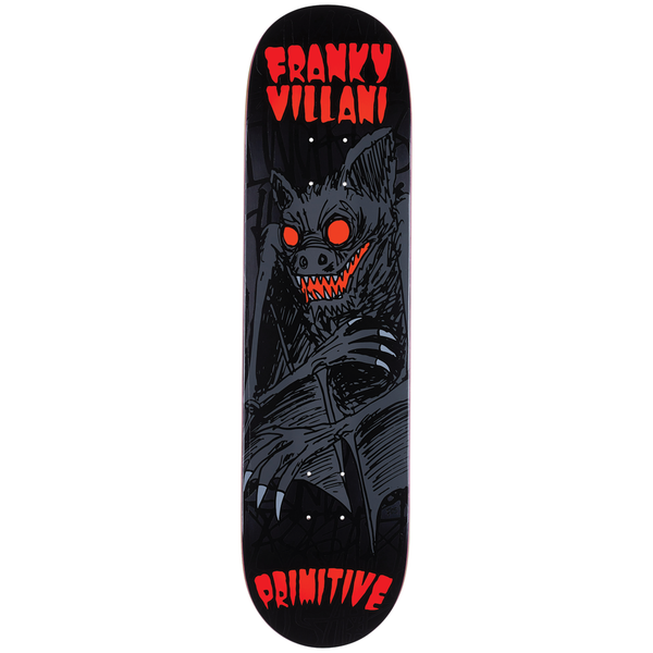 Primitive Villani Frankie 4 Fingers Deck - 8.12""