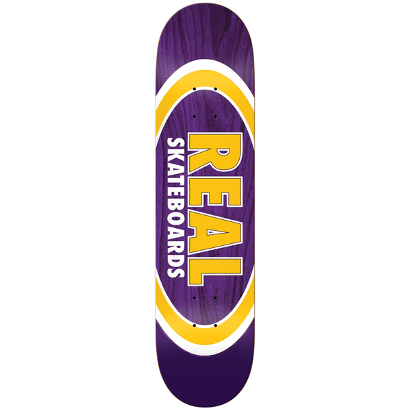 Real Team Dual Oval - 8.38""