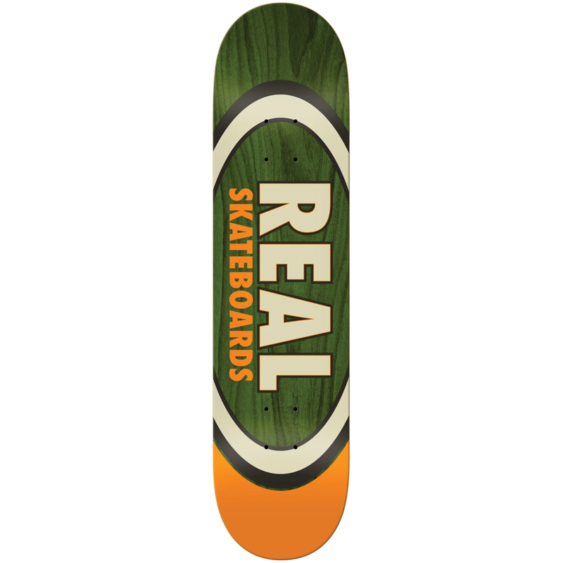 Real Team Dual Oval - 8.5""