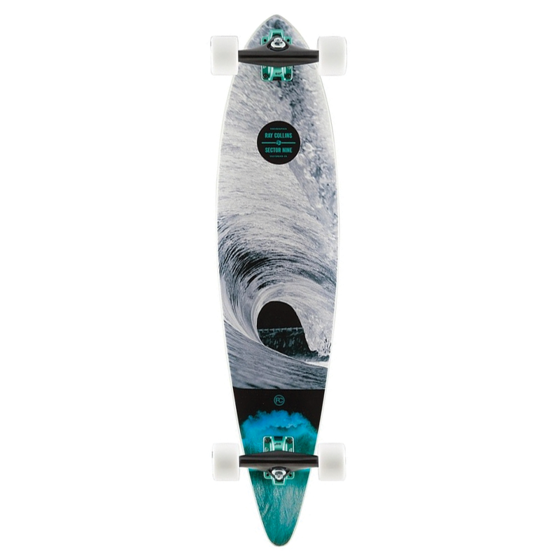 Sector 9 Ray Collins Merchant Complete - 38""
