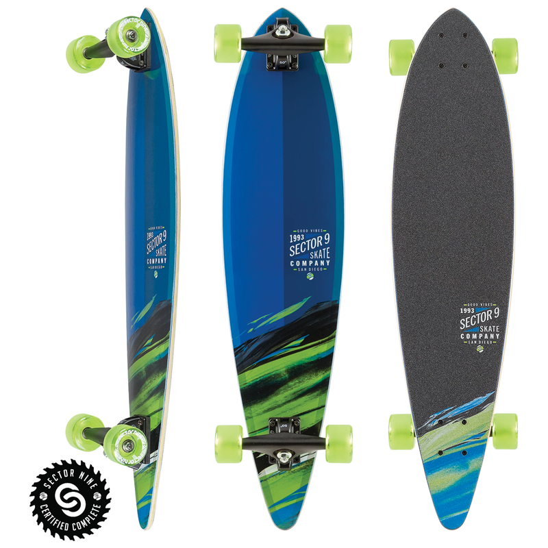 Sector9 Tripper Ripple Complete - 36""