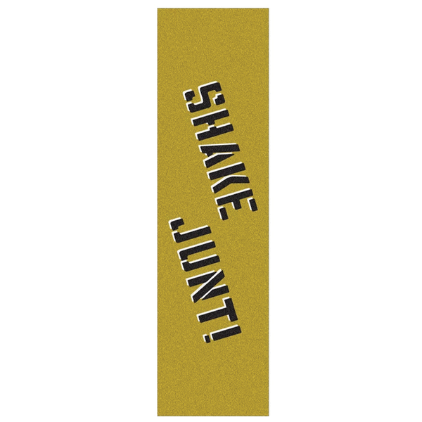 Shake Junt Classic Grip Sheet - Gold
