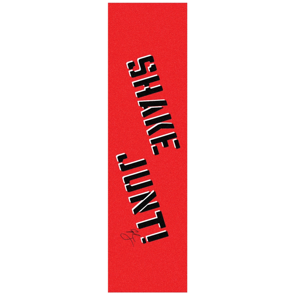 Shake Junt Classic Grip Sheet - Red