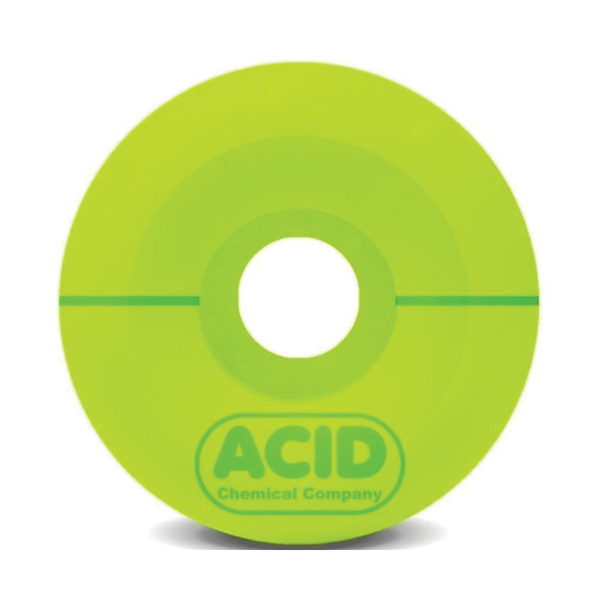 "Acid Type A ""Reflux"" Green 101a - 54mm"