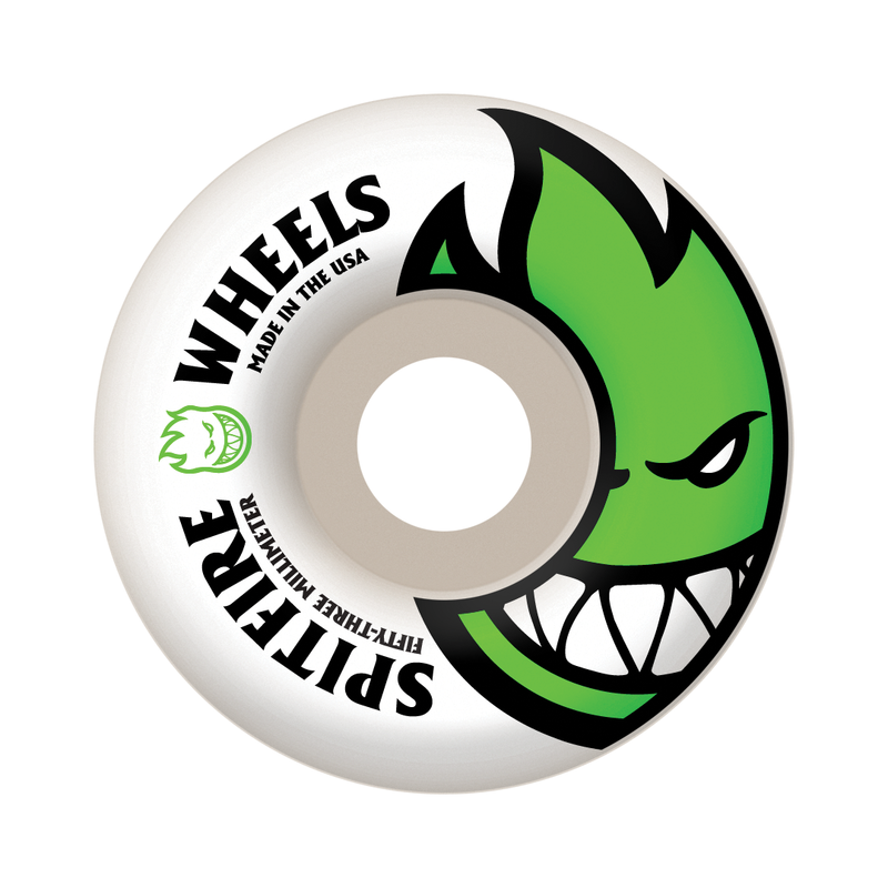 Spitfire Bighead Wheels 99d - 53mm