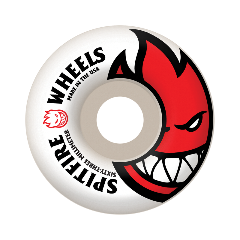 Spitfire Bighead Wheels 99d - 63mm