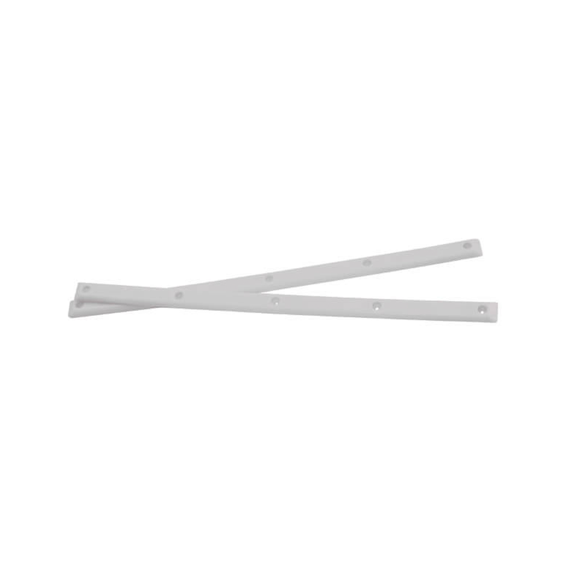 Pig Board Rails - White