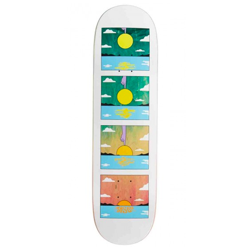 Real Silva Sunset Deck - 8.38""