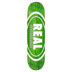 Real Oval Pearl Patterns Deck - 8.06""