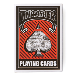 Thrasher Playing Cards