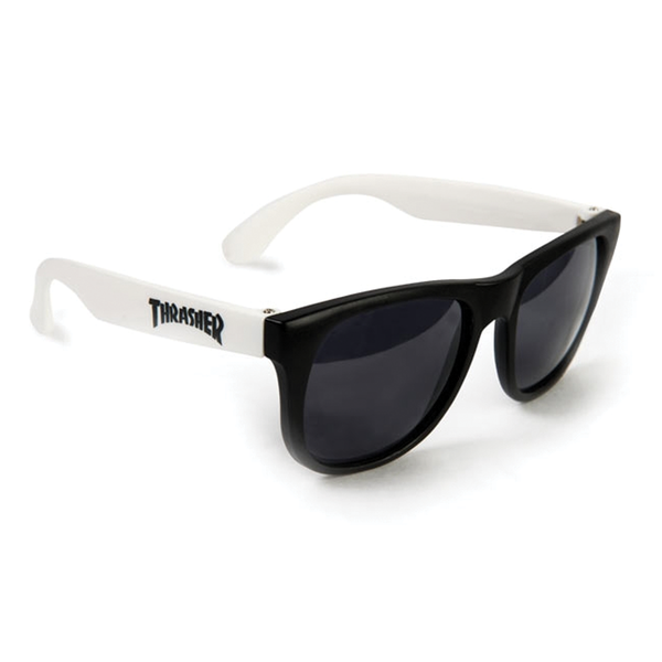 Thrasher Sunglasses - White
