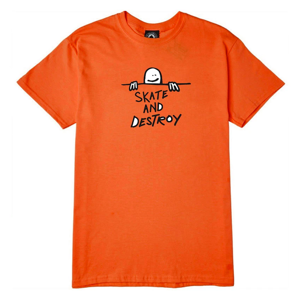 Thrasher Gonz SAD Tee - Orange